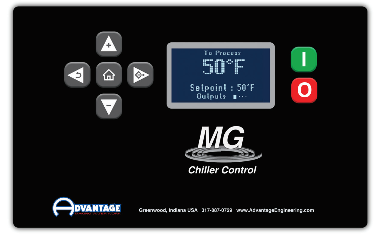 Chiller MG Controler